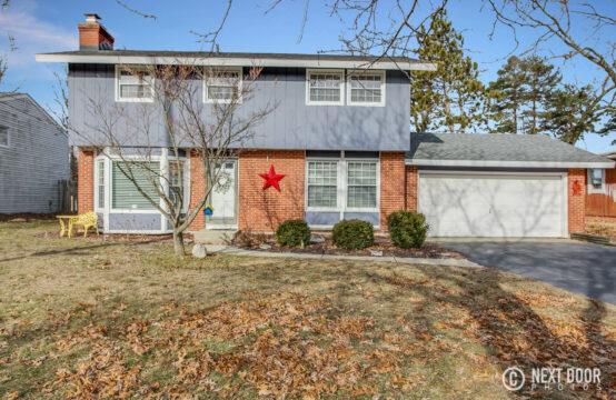 8309 Peach Tree Avenue NE, Rockford, MI 49341