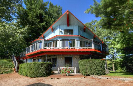 8614 S Pine Point Drive, Newaygo, MI 49337