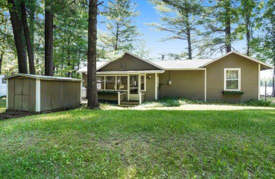5971 S Whalen Lake Road, Baldwin, MI 49304